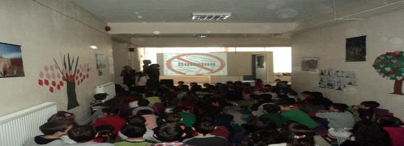 Εκδήλωση κατά της σχολικής βίας